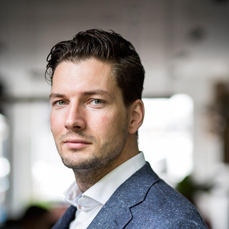Mitchell Westerduin | Verkoopmakelaar bij Cocq Makelaars