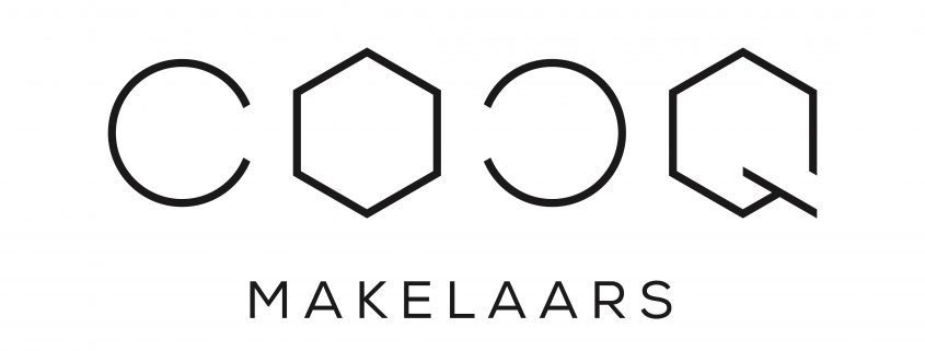 Nieuwe huisstijl, logo en website | Cocq Makelaars