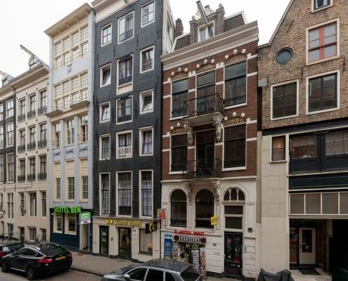 Beursstraat 25C - Amsterdam | Cocq Makelaars