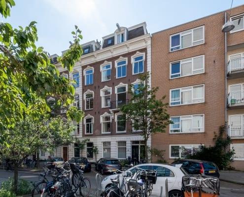 Cocq Makelaars | Swammerdamstraat 6 II - Amsterdam