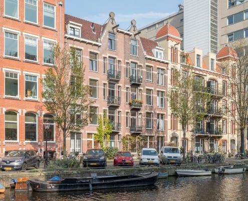 Cocq Makelaars | Nieuwe Achtergracht 25 II - Amsterdam