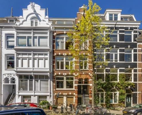 Cocq Makelaars | Derde Helmersstraat 90 II - Amsterdam