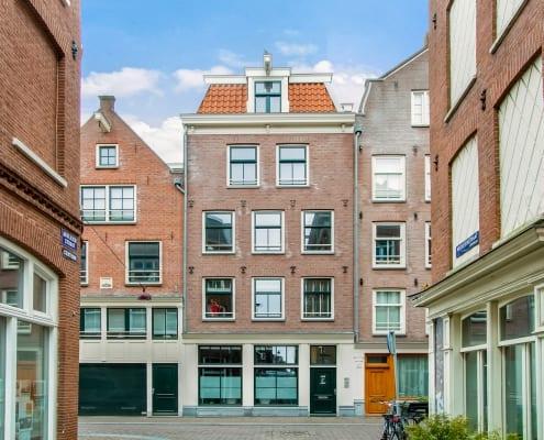 Cocq Makelaars | Bloemstraat 166 B - Amsterdam