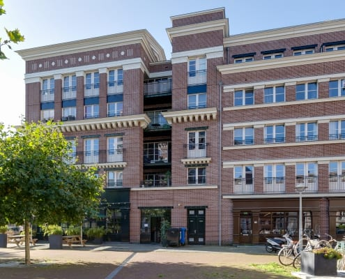 Cocq Makelaars | Baarsjesweg 191 B - Amsterdam