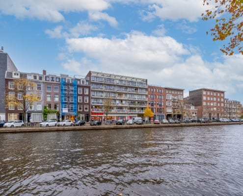 Cocq Makelaars | Sloterkade 111 - Amsterdam