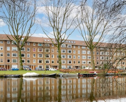 Cocq Makelaars | Postjeskade 113 I - Amsterdam