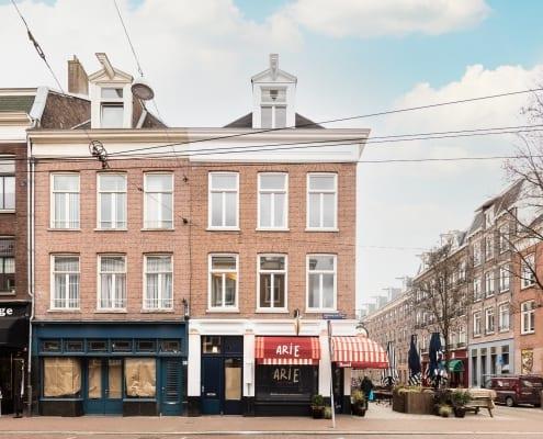 Cocq Makelaars | Ferdinand Bolstraat 24 II - Amsterdam
