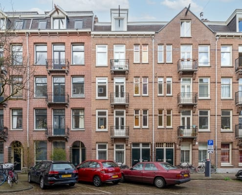 Cocq Makelaars | Cornelis Trooststraat 59 II - Amsterdam
